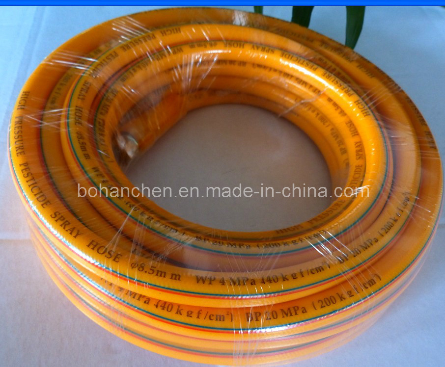 PVC Reinforced Braided Hose
