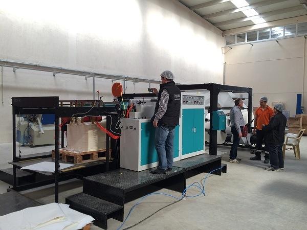 Good Quality, PLC High-Precision Crosscutting Machine A4 Paper Sheeter
