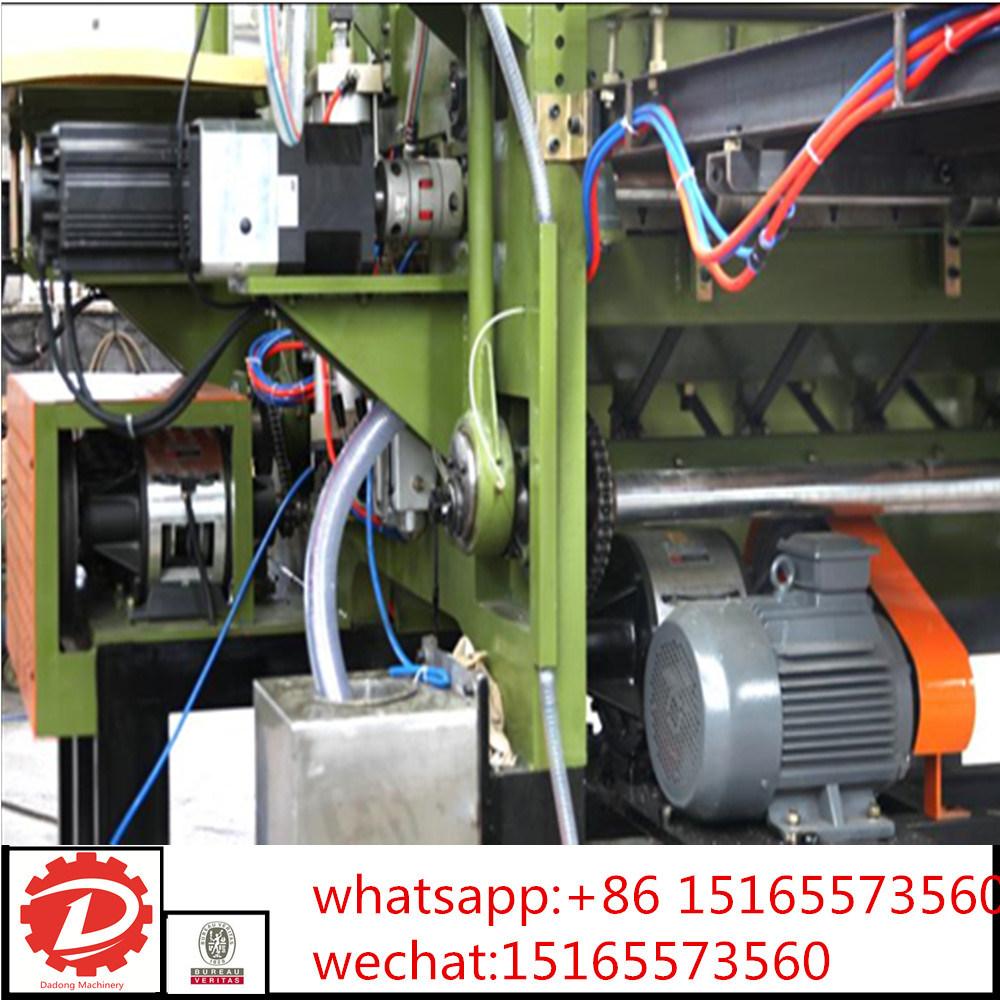 Automatic Servo Core Veneer Building Machine