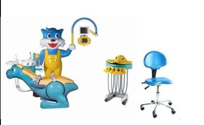Dental Equipment of Dental Chair for Children