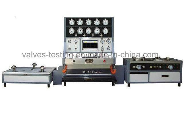 Big Dn High Pressure Test Machine for Safety Valves