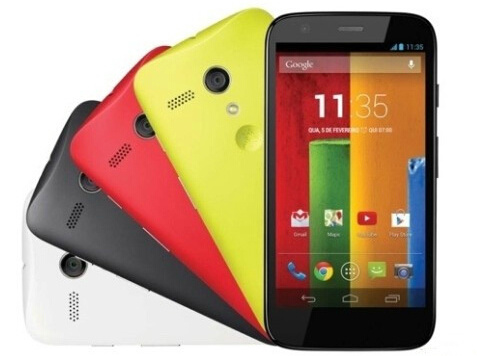 Original Brand Mobile Phone Cell Phone Factory Unlocked Mobile Phone Moto G Smart Phone