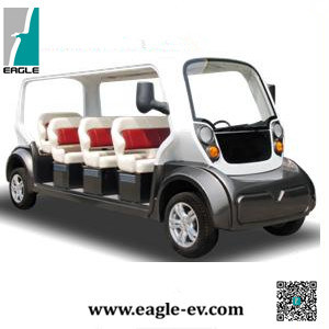 Electric Shuttle Bus, CE Approved, 11 Seats. Eg611ak