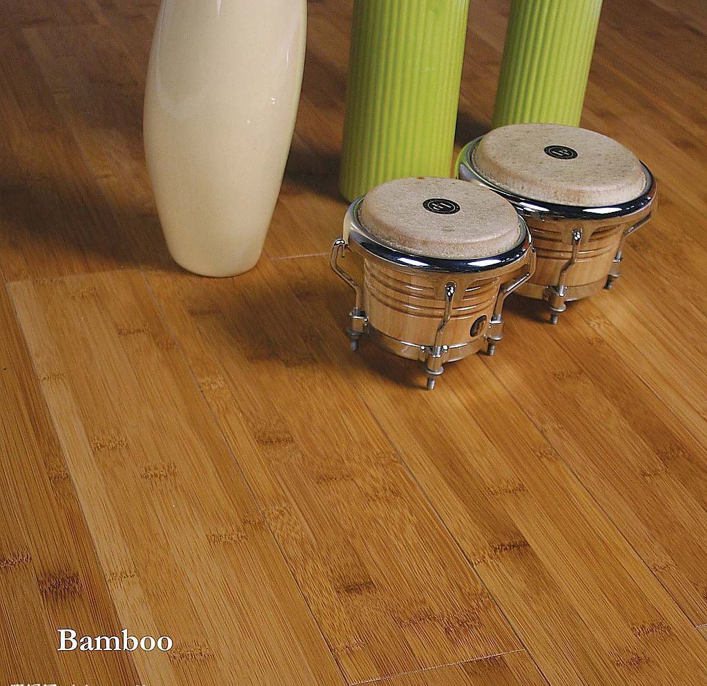 Pisos De Bambu Para Baño:Solid Bamboo Flooring