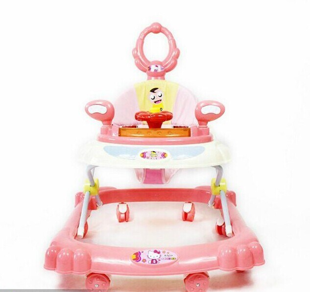 Baby Walker with Music and Light (HC-215-1)