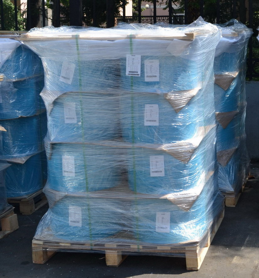 Blue Pet Film, Blue Polyester Film for Label, Insulation Tape