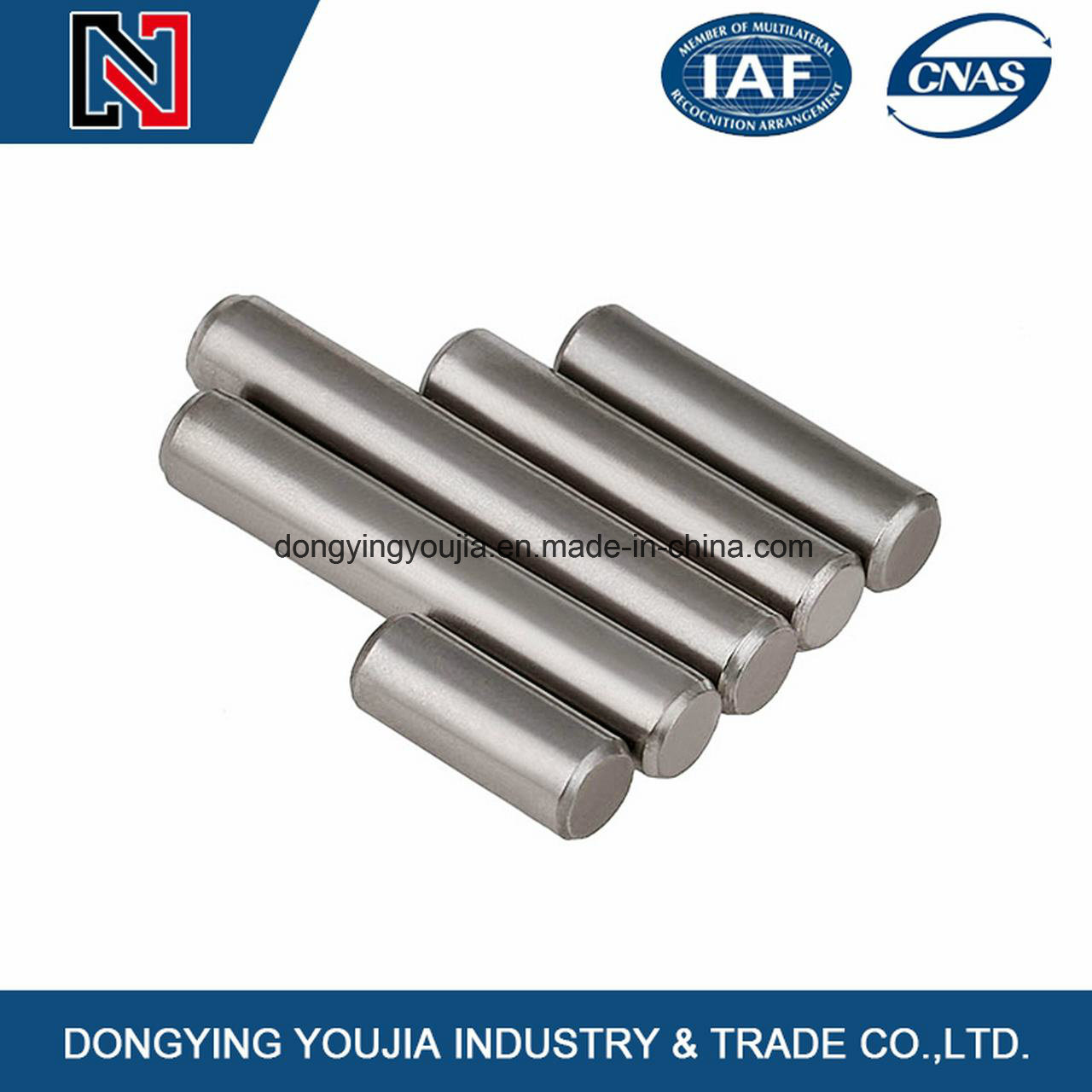 New Highest Quality Cylinder Pin Stainless Steel 316 Parallel Pin