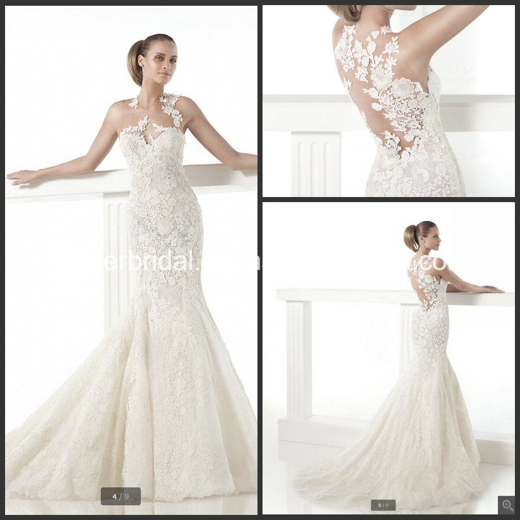 wedding dresses wedding dresses mermaid lace Sophia Tolli Wedding Dresses Spring Bridal Collection