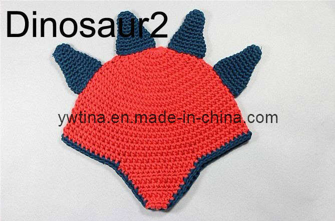 China Lovely Cartoon Pattern Knitting Hat for Baby - China Hat, Cartoon Patte...