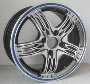 Aftermarket Alloy Wheel (KC517)
