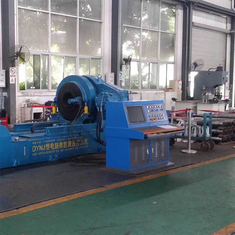 Dynj380/200 Big Torque Rotary Type Make up and Break out Machine