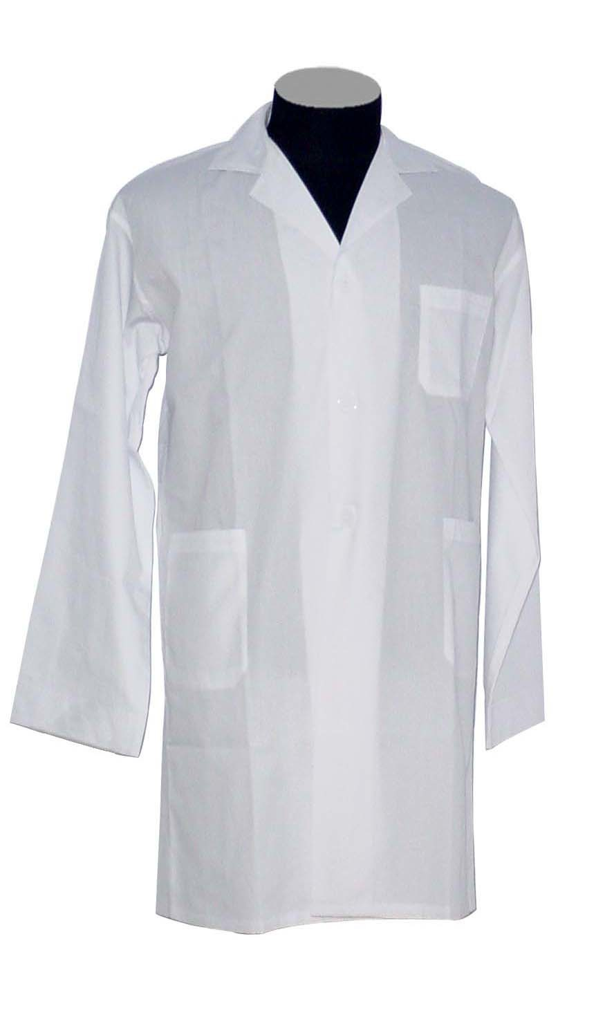 Lab Coat for Hospital High Quality 100%Cotton 230GSM