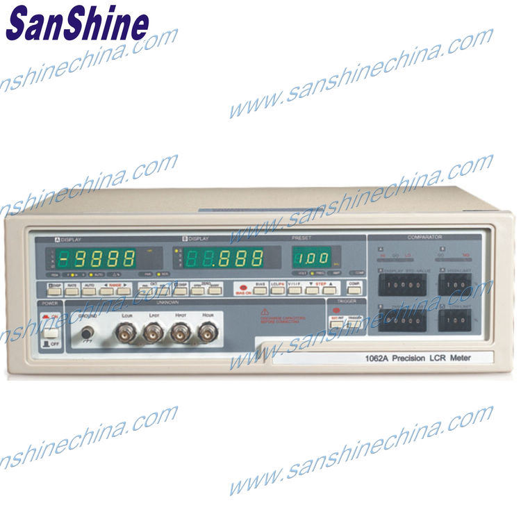 Lcz Lcr Meter Ss1062A