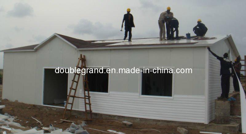 Econ mico y easy build prefabricated house econ mico y - Construir casa prefabricada ...