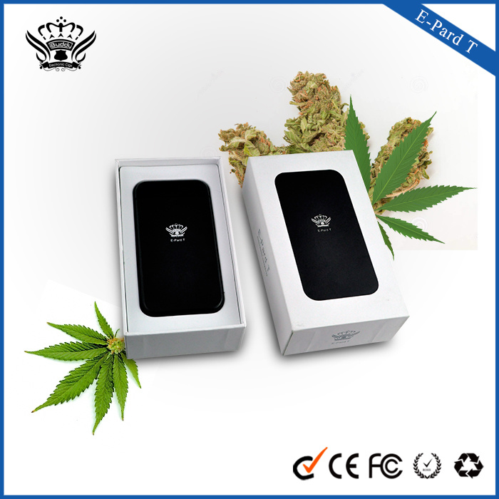 Ecig Factory China E Pard PCC E-Cigarette 900mAh Vaporizer E Liquid