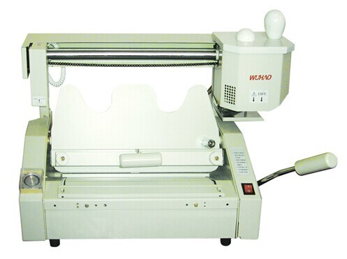 T30 Book Binder, Glue Binding Machine