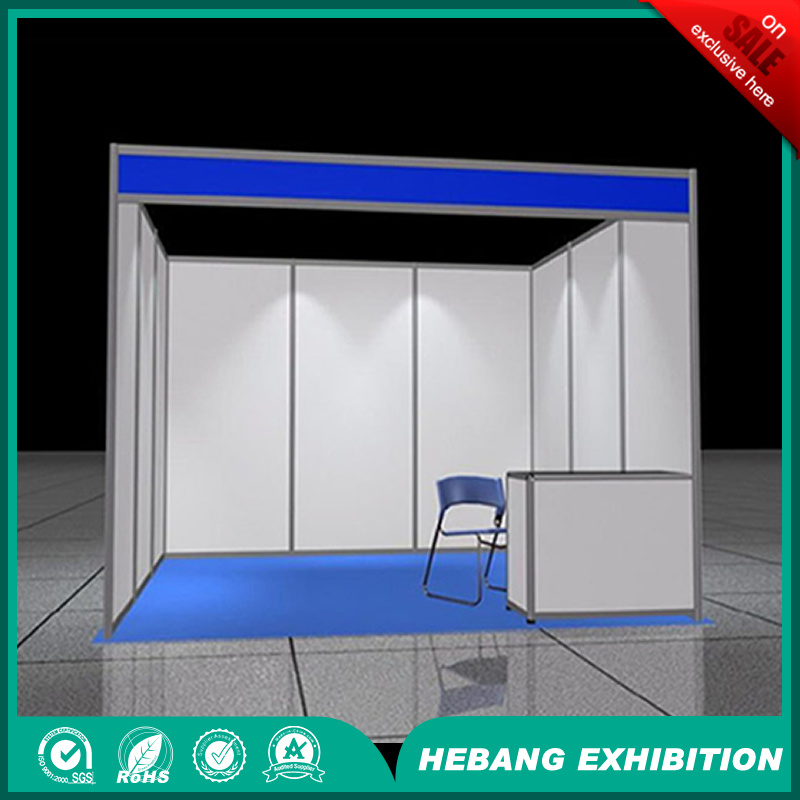 10 Year Experiences Exhibition Display Stand/Pop Display/Exhibition Display