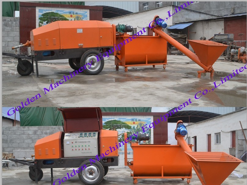 Light Weight Foam Cement Concrete Brick \Block Making Machine (WSCF)