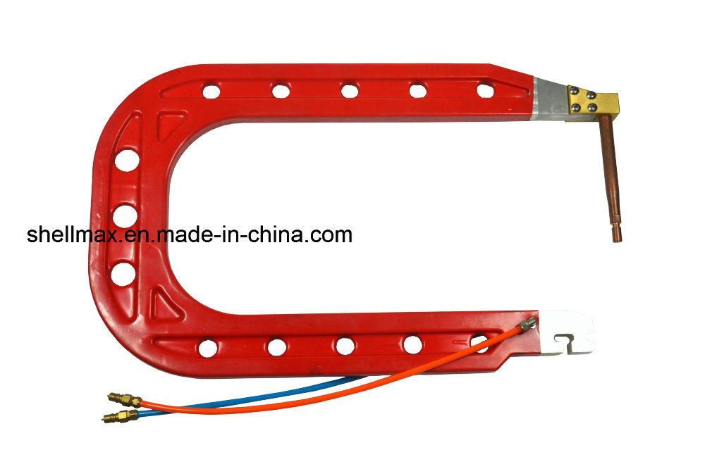 14000A Inverter IGBT Spot Welding Machine for Auto Repair with Cl Gun