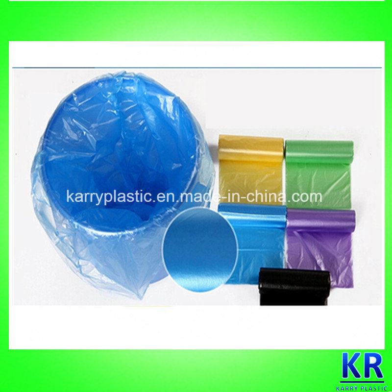 PE Material Star Sealed Garbage Bag, Bin Liner