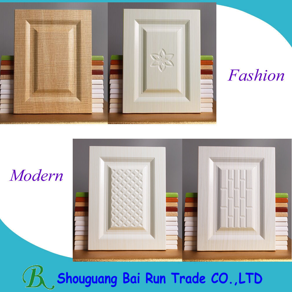 Furniture Parts PVC Cabinet Doors