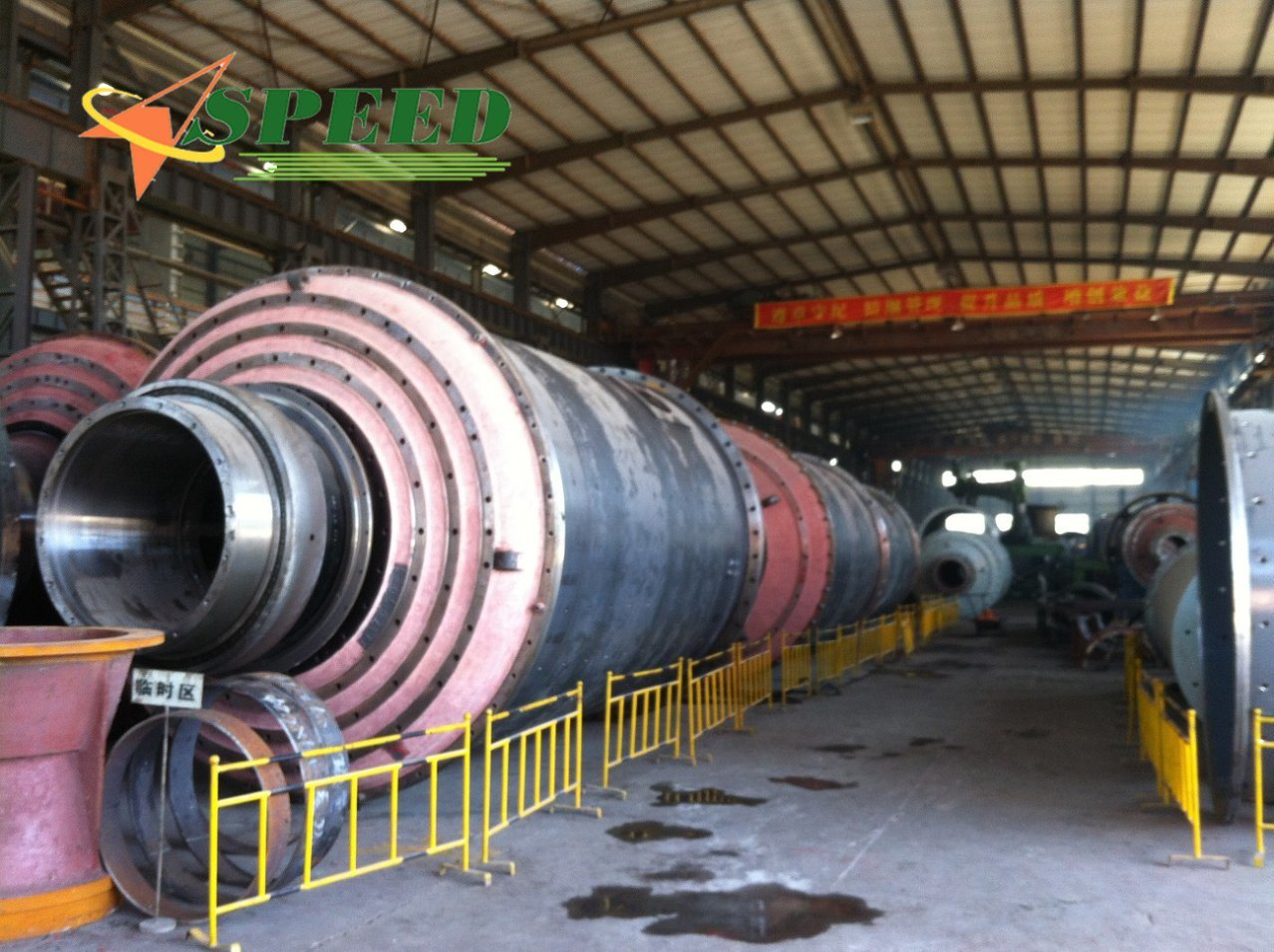 High Quality Horizontal Ball Mill