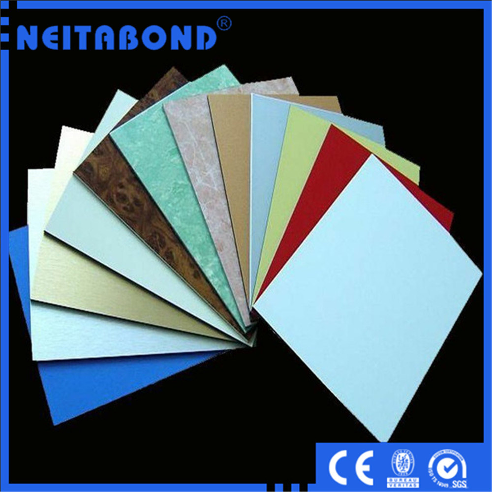 4mm ACP Sheet Aluminum Composite Panel for Wall Cladding with PVDF Coating