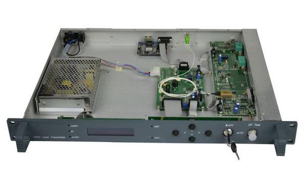 CATV Agc 1310nm Digital Transmitter