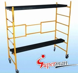 6 Ft Steel Foldable Scaffold Set with 3 Decks (SM-SS06)