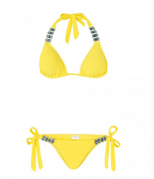 Light Color Diamond Sexy Lady Cheap Wholesale Bikini