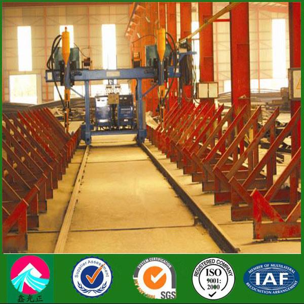 One Stop Supplier Prefab Steel Workshop/Warehouse