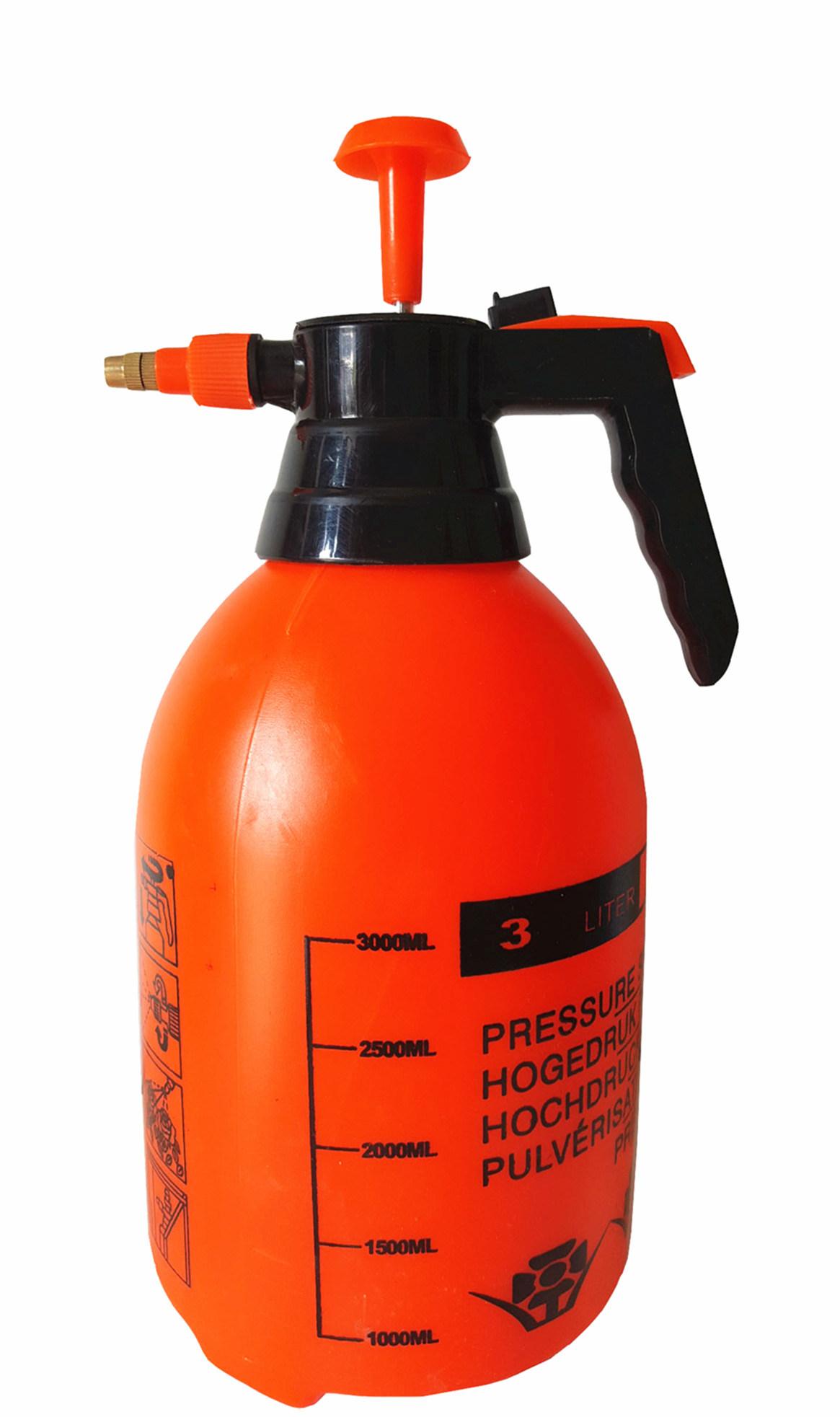 3litre Garden Pressure Sprayers (HT-3L)