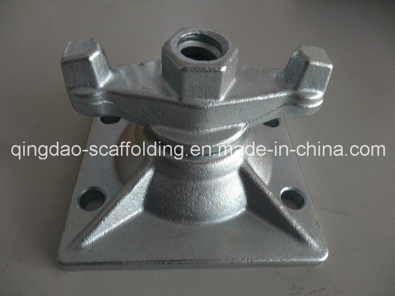 Cheap Edition Formwork Plate Wing Nut/Tie Rod