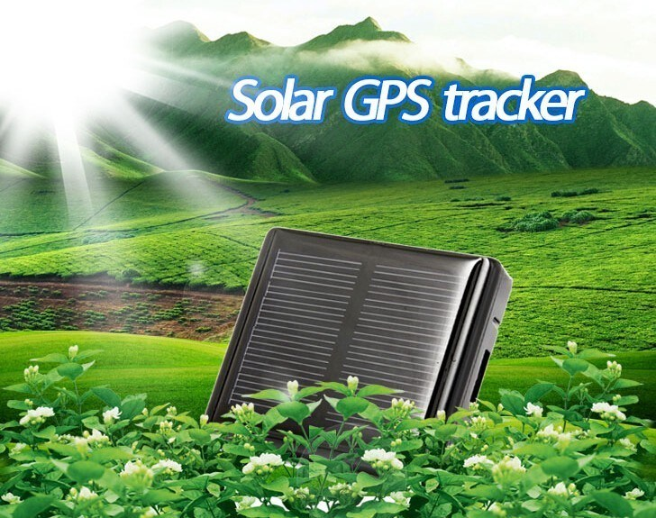 Ultra-Long Battery Life Solar Power Cow Sheep Container Waterproof GPS Tracker Solar Panel Power Supply, Strong Magnetic Pin RF-V26