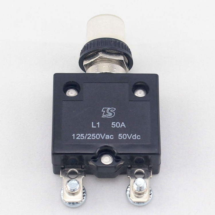 Circuit Breaker Power Wheelchair Parts Mobility Scooter Circuit Breaker Reset Switch