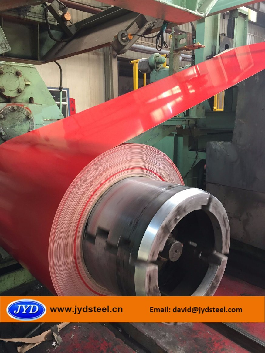 Color Alu-Zinc Coated Steel Coil/PPGL