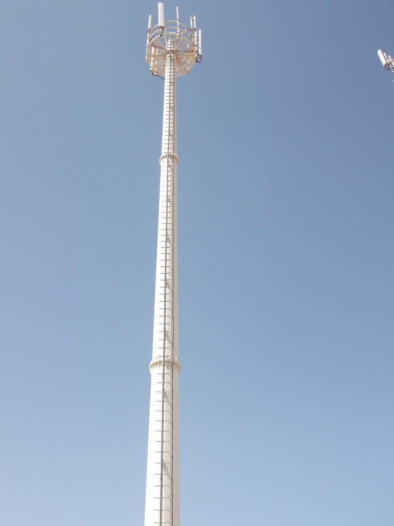 Steel Telecommunicate Tower