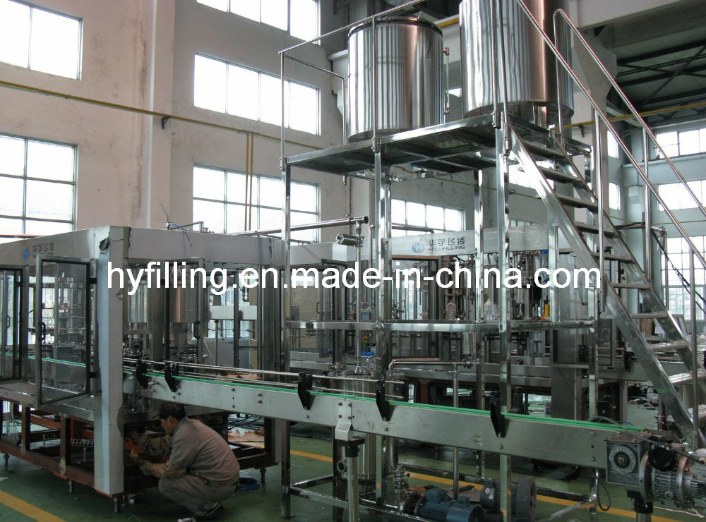 Coffee Drink Hot Filling Machine