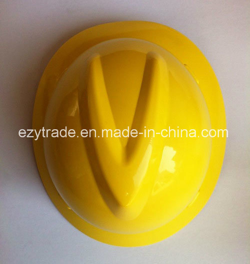 Construction Msa Full Birm Safety Helmet with Ce En 397 Certification