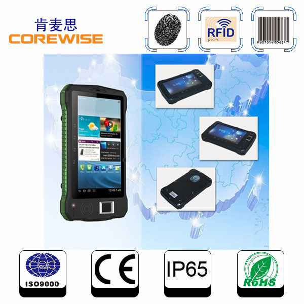 7 Inch Touch Screen Tablet, Android Biometric Tablet, Fingerprint Reader Tablet PC