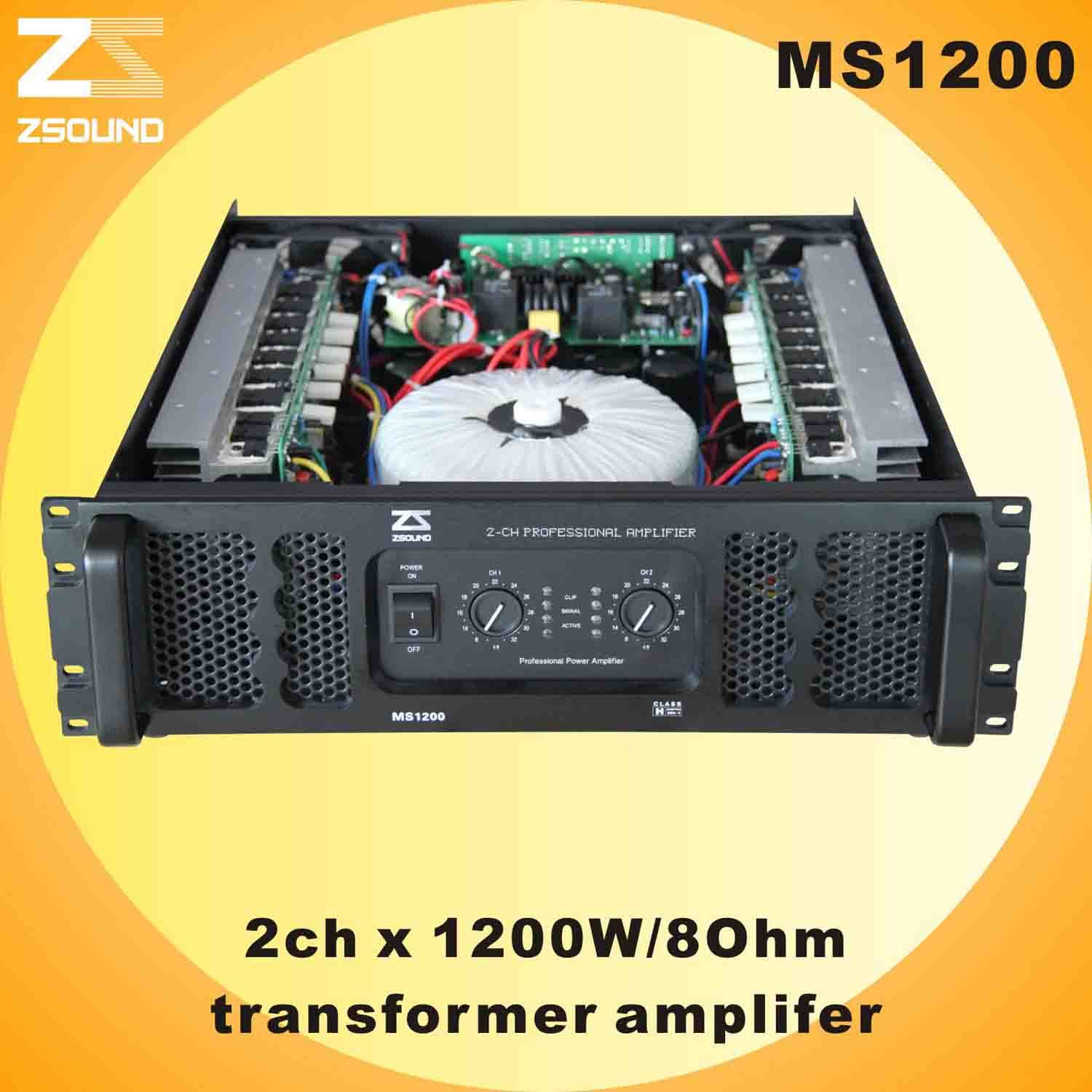 China Professional High Power Amplifier (MS1200) - China Professional ...: zsound001.en.made-in-china.com/product/gSvmxWKcJJhf/China...