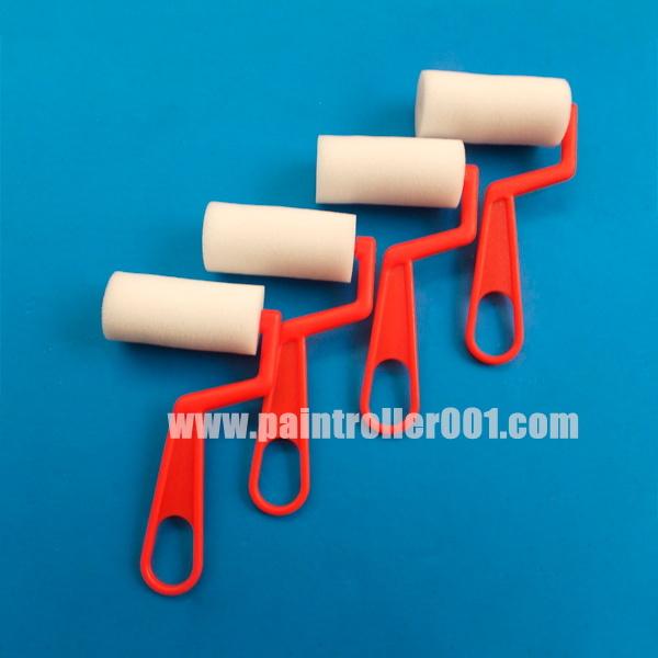 """3""""Mini Foam (sponge) Paint Roller"""