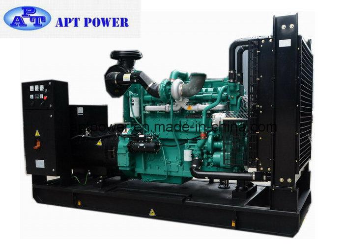 500kw Diesel Generator with 12hours Fuel Tank