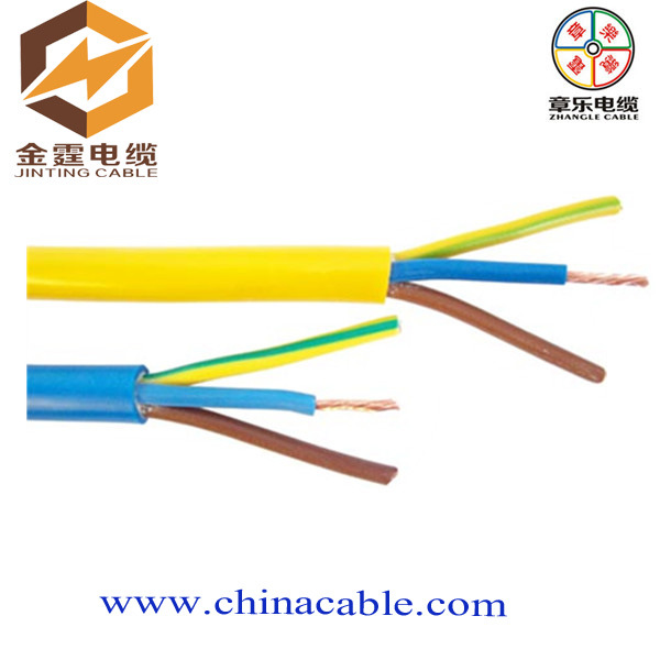 Multicore Double PVC Insulation Control Cable 9*1.5mm2