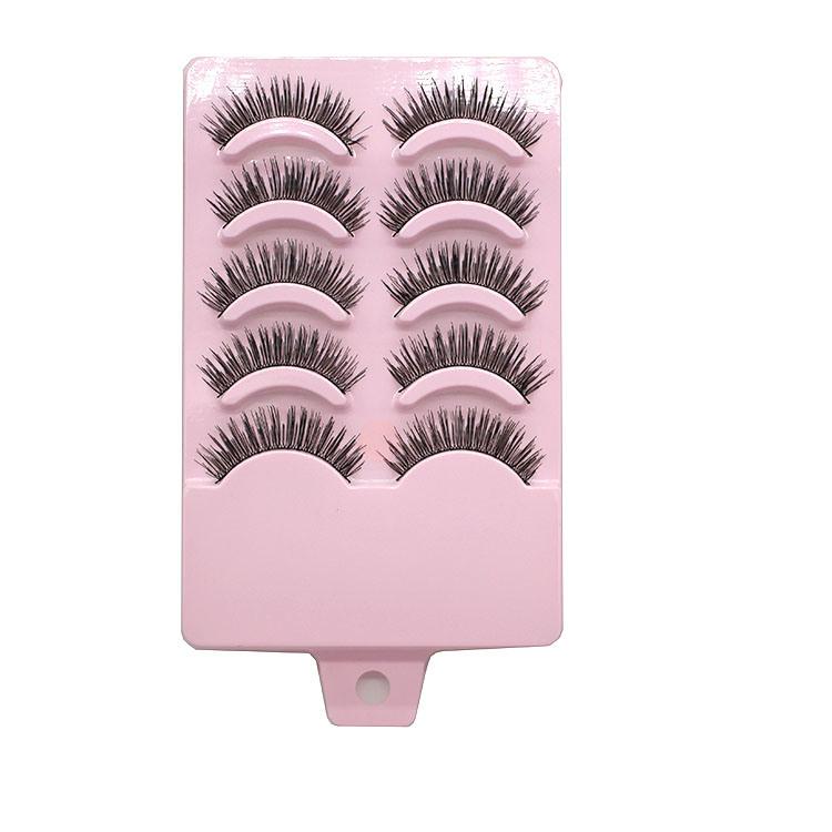 False Eyelashes for Lashes Makeup Eyelash Extension with Fake Eyelashes