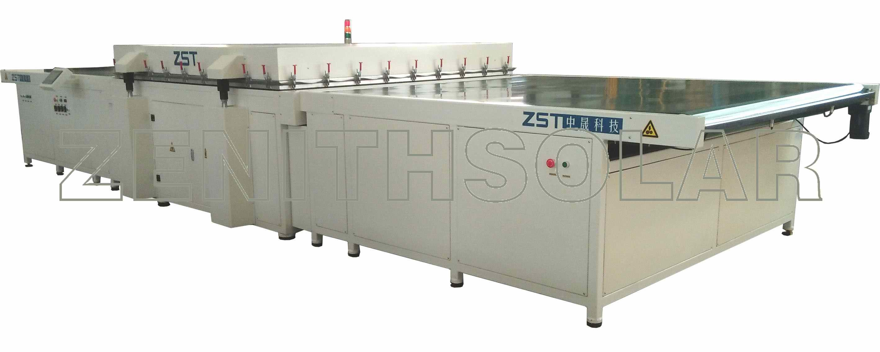 Solar Automatic Intelligent Integrated Laminator Machine