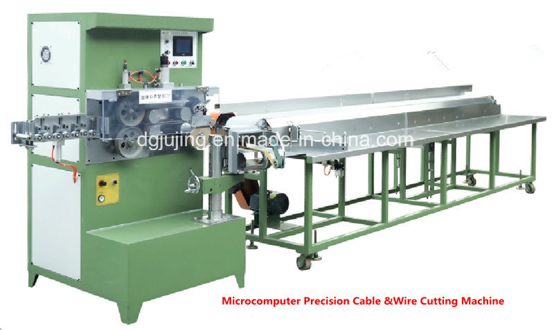 Microcomputer High Precision Cable Cutting Machine
