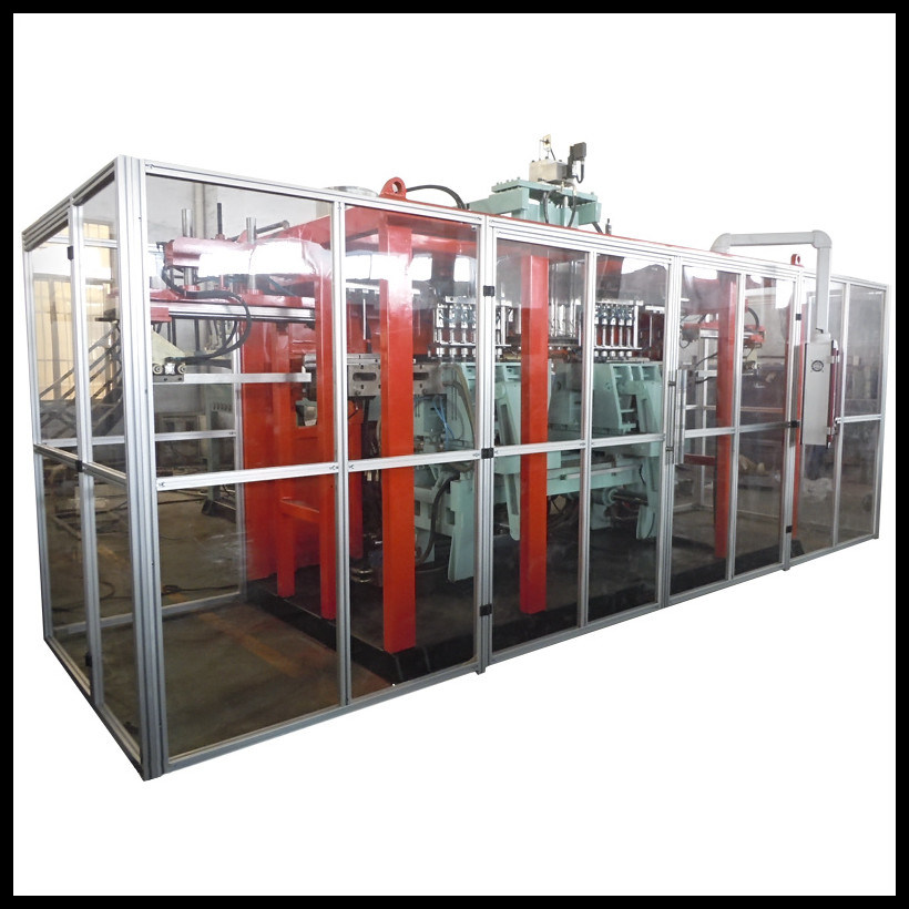 Jerrycan Extrusion Blow Molding Machine