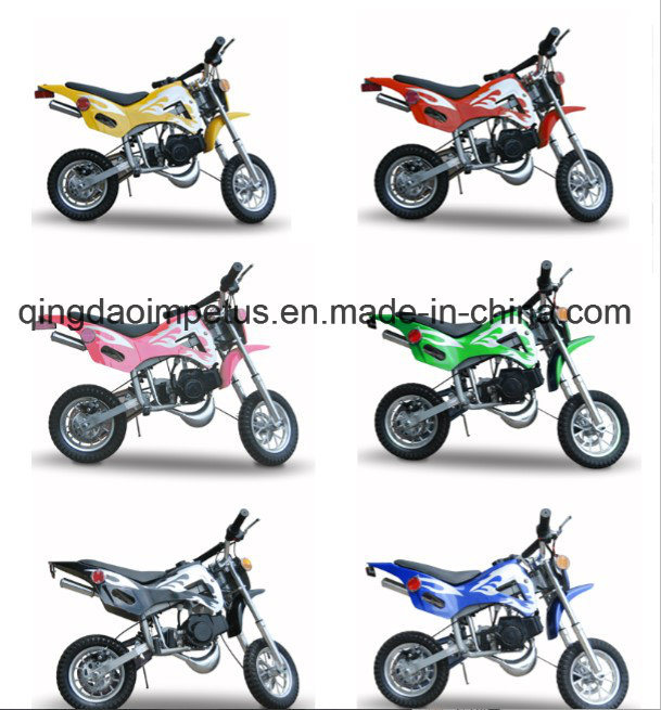Hot Sale 125cc Motorcycle with EPA and EEC Certificate