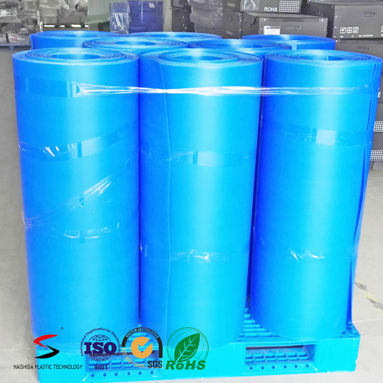 Building Material of PP Board Floor Covering Floor Protection